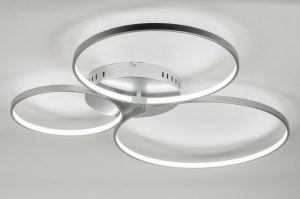 plafondlamp 72100 sale modern design aluminium aluminium metaal