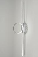 plafondlamp 72102 design modern kunststof metaal