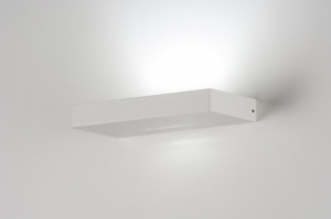wall lamp 72141 sale designer modern metal white rectangular