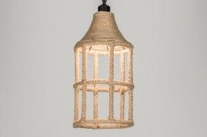 hanglamp-72472-sale-modern-landelijk-rustiek-zand-lantaarn
