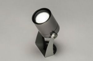 Spot 73174 modern Aluminium Metall Aluminium rund