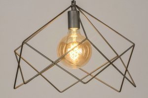 pendant light 73260 sale modern raw metal steel gray