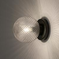 plafondlamp 74156 landelijk rustiek modern klassiek eigentijds klassiek art deco glas helder glas zwart mat