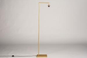 onderdeel 74439 modern klassiek eigentijds klassiek art deco messing geschuurd metaal goud messing rechthoekig